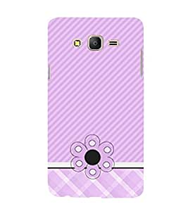 Diamond Girly Pattern Cute Fashion 3D Hard Polycarbonate Designer Back Case Cover for Samsung Galaxy On7 Pro (2016) :: Samsung Galaxy On 7 Pro