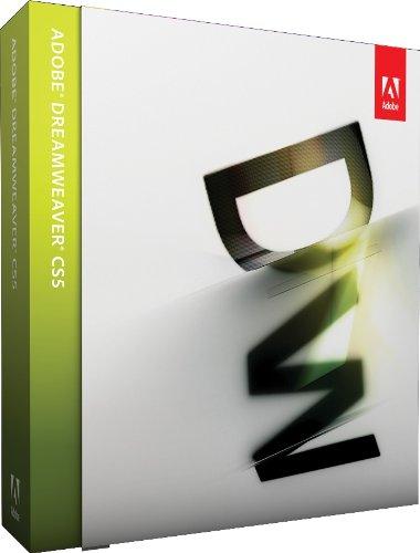Adobe Dreamweaver CS5 Upsell from GoLive [Mac] (vf)[OLD VERSION]