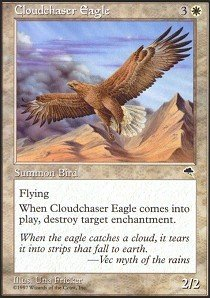 Magic: the Gathering - Cloudchaser Eagle - Tempest (Cloudchasers Inc compare prices)