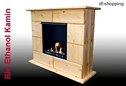 Gel + Ethanol Fire-Places Luxor Natur Use With Bio-Ethanol And Fire Gel