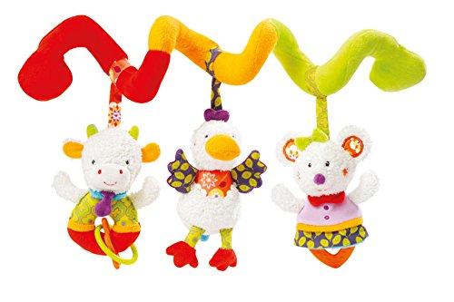 Brevi C1600070187 Spirale Fluo, Multicolore,