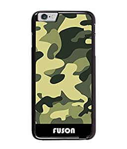 Fuson Millitary Pattern Back Case Cover for APPLE IPHONE 6 - D3677