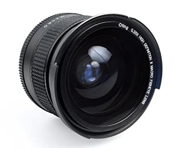 NEX-5N Opteka NEX-VG20 NEX-6 e NEX-7 Adattatore per obiettivi con attacco a T per fotocamere DSLR Sony E-Mount NEX-3 NEX-VG10 NEX-5R NEX-5 NEX-F3 NEX-C3