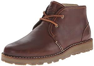 Sperry Top-Sider Men's Dockyard Chukka Winter Boot, Tan, 11 M US