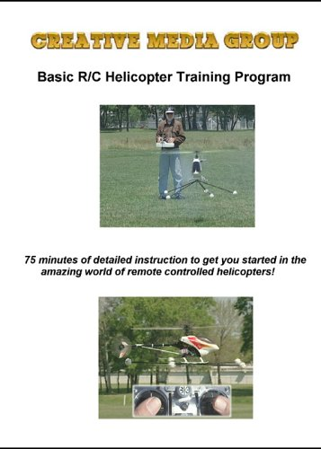 Basic RC Helicopter Training Program
