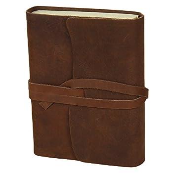 Handmade Medium Vintage Leather Journal Diary