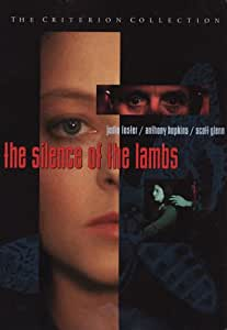 The Silence of the Lambs (Criterion Collection Spine #13)