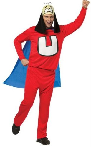 Costumes For All Occasions GC4340 Underdog Adult