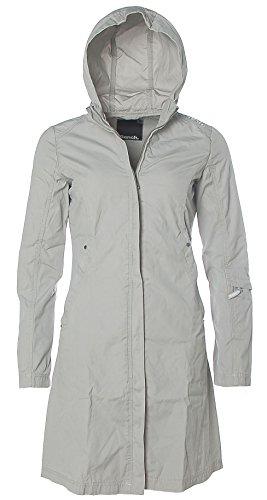 Bench-Big Chill Parka cappotto, Donna, grigio, 34