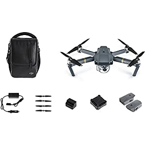 DJI Mavic Pro Fly More Combo from DJI