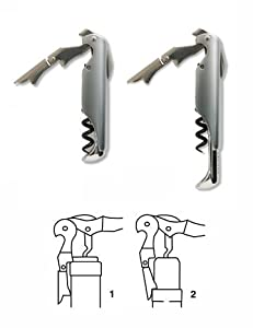 Pulltaps X Tens Corkscrew With Extendable Handle