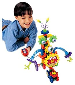Learning Resources Gears Gears Gears Crazy Creatures