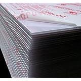 "12"" x 24"" x .125 POLYCARBONATE CLEAR PLASTIC SHEET LEXAN"