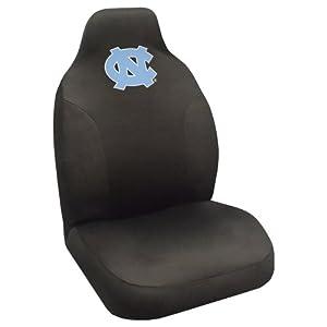 FANMATS NCAA UNC University of North Carolina - Chapel Hill Tar Heels Polyester Seat... by Fanmats