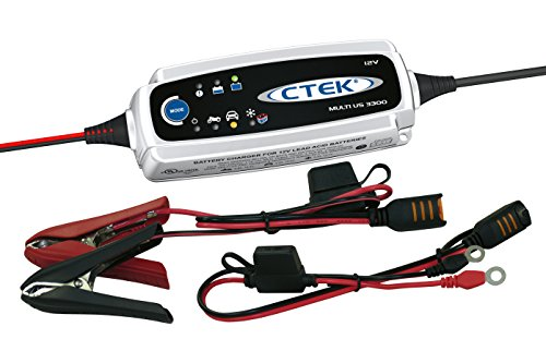 CTEK (56-158) MULTI US 3300 12 Volt Fully Automatic 4 step Battery Charger (Car 12v Battery Charger compare prices)