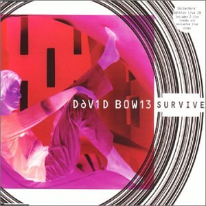 David Bowie - Survive (Made In UK) - Zortam Music
