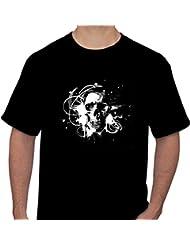 Tshirt India Men's Round Neck Cotton T-Shirt - B00O8M6MQ2