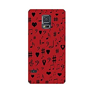 Skintice Designer Back Cover with direct 3D sublimation printing for Samsung Galaxy S5