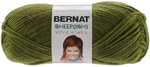Spinrite Vickie Howell Sheep-ish Yarn Olive-ish