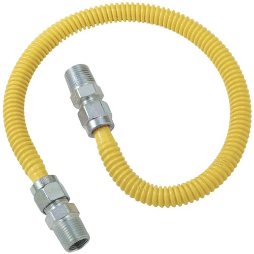 Brasscraft CSSD44-72 Gas Dryer and Water Heater Flex-Lines picture