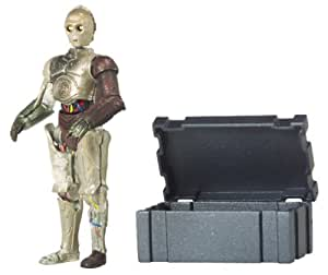 C3PO (C-3PO) - Star Wars Saga Collection Action Figure