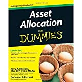 img - for Asset Allocation For Dummies [Paperback] [2009] 1 Ed. Dorianne Perrucci, Jerry A. Miccolis book / textbook / text book