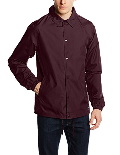 Dickies Torrance-impermeable Uomo    Rosso (Maroon) Large
