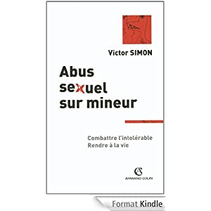 abus sexuel sur mineur intervention ebook victor simon