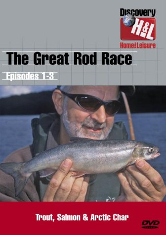 Matt Hayes - Great Rod Race - Episodes 1 To 3 [DVD]