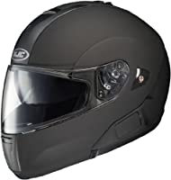 HJC Helmets IS-MAX BT Helmet (Matte Black, XX-Large) by HJC Helmets