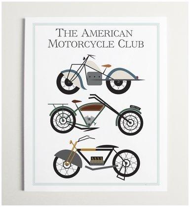 ModernPOP American Motorcycle Club
