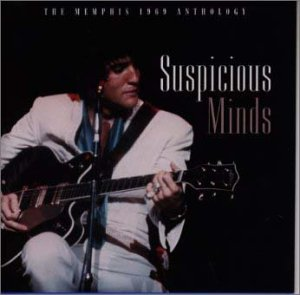 SUSPICIOUS MINDS-THE MEMPHIS 1969 ANTHOLOGY - Amazon.com Music