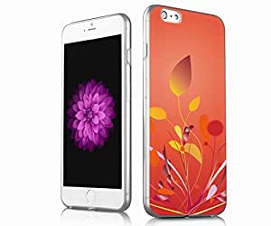 V.point [perfect fit] Beauty Luxury, Personalized Popular Design iPhone 6p/6s plus Case, iPhone 6p/ 6s plus TPU Cover Case, apple iphone 6s plus/6p -chromatic flower