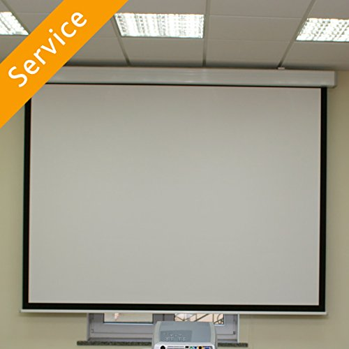 projector-screen-installation-first-time-motorized-drop-ceiling