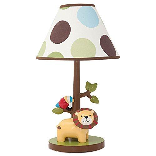 Treetop Buddies Lamp Base & Shade - 1