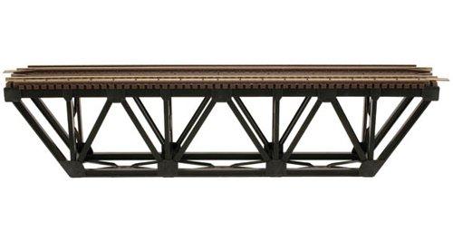 Code 83 Nickel Silver Deck Truss Bridge HO Scale Atlas Trains - 1