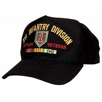 1st Infantry Division Vietnam Vet Ballcap