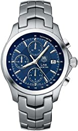 TAG Heuer Men s CJF2112 BA0576 Automatic Chronograph Link Watch
