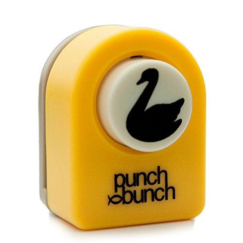 Punch Bunch Small Punch, Swan