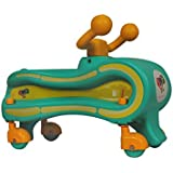 Toyztrend My First Ride-On 4 Wheel Drive With 360 Degrees Spins For Kids Between 12 To 30 Months (Green)