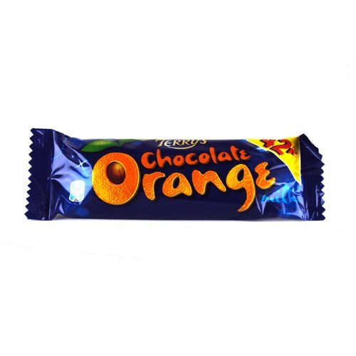 Chocolate Orange Nutrition
