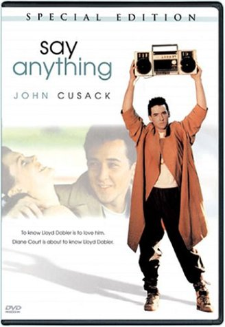 Say Anything …