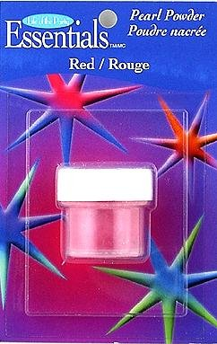 Essentials Red Pearlescent Pearl Powder Soap Additive 1.5 g