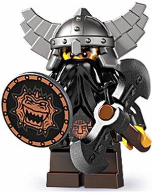 Lego Minifigures Series 5 - Dwarf - 1