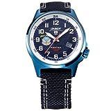 Kentex ソーラー 腕時計 ブルーインパルス スタンダード S715M-07