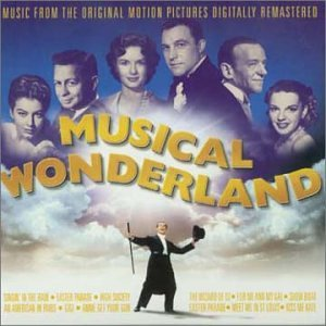 Musical Wonderland by Fred Astaire
