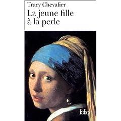 La jeune fille à la perle - Tracy Chevalier