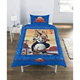 Childrens/Kids Kung Fu Panda Bedding Duvet Cover Set