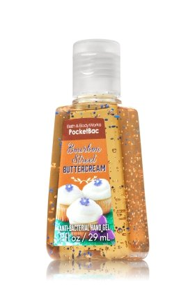 цена на Bourbon Street Buttercream Pocketbac Bath and Body Works 1 Fl Oz New