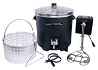 Cajun Injector Electric Turkey Fryer by Cajun Injector